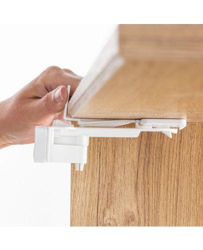 Предпазно заключване на чекмедже за прибори Reer, 2 броя - 2