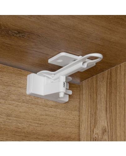Предпазно заключване на чекмедже за прибори Reer, 2 броя - 5