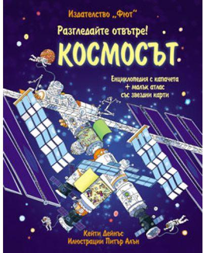 Разгледайте отвътре!: Космос - 1