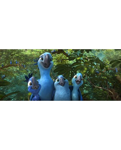 Рио 2 3D (Blu-Ray) - 9
