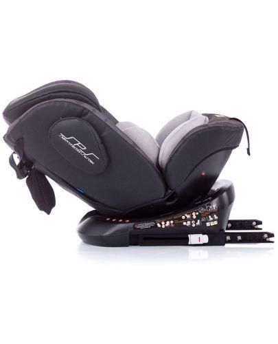 Столче за кола Chipolino - Туист, с IsoFix, 0-36 kg, сиво - 7