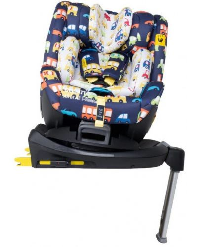 Столче за кола Cosatto All in All i Rotate - Day Out, 0-36 kg  - 5