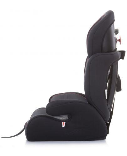 Столче за кола Chipolino - Джет, 9-36 kg, черно - 4