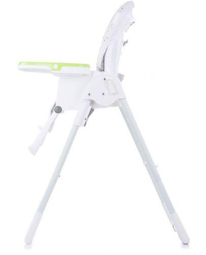 Столче за хранене Chipolino - Sweety, зелено - 3