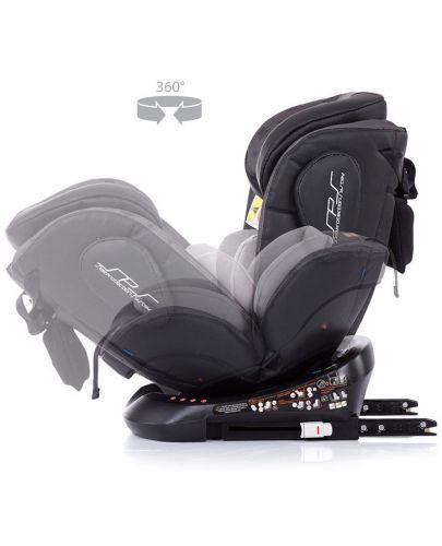 Столче за кола Chipolino - Туист, с IsoFix, 0-36 kg, сиво - 8