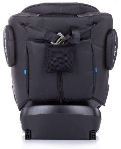 Столче за кола Chipolino - Туист, с IsoFix, 0-36 kg, сиво - 9