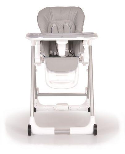 Столче за хранене Cangaroo - Brunch, Сиво - 3