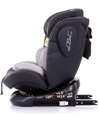 Столче за кола Chipolino - Туист, с IsoFix, 0-36 kg, сиво - 5