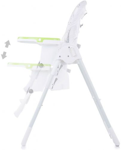 Столче за хранене Chipolino - Sweety, зелено - 4