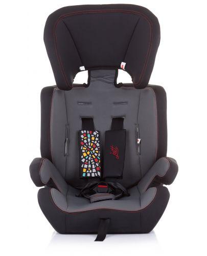 Столче за кола Chipolino - Джет, 9-36 kg, черно - 3