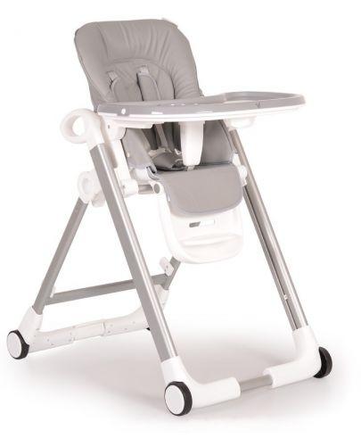 Столче за хранене Cangaroo - Brunch, Сиво - 1