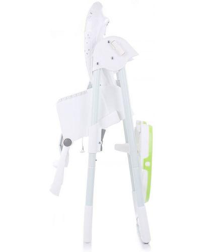 Столче за хранене Chipolino - Sweety, зелено - 6