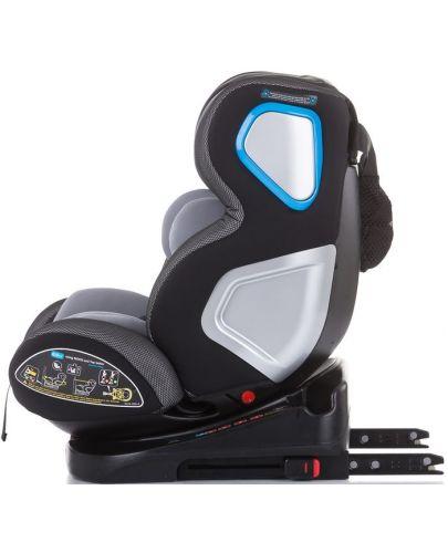 Столче за кола Chipolino - Evolute 360, 0-36 kg, с Isofix, асфалт - 5