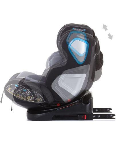 Столче за кола Chipolino - Evolute 360, 0-36 kg, с Isofix, асфалт - 6