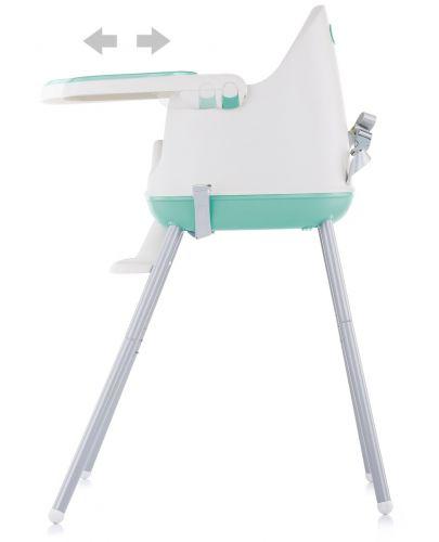 Столче за хранене 3 в 1 Chipolino - Пудинг, зелено - 2
