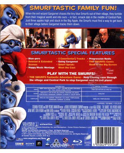 Смърфовете 3D + 2D (Blu-Ray) - 3