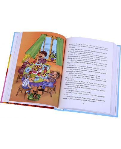 Три повести за Карлсон (луксозно илюстровано издание с твърди корици) - 4