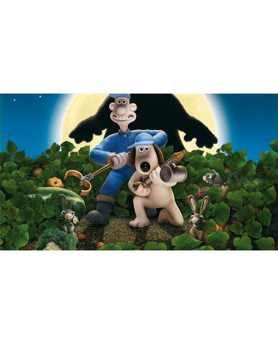 Уолъс и Громит: Проклятието на заека (DVD) - 7
