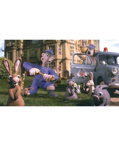 Уолъс и Громит: Проклятието на заека (DVD) - 10