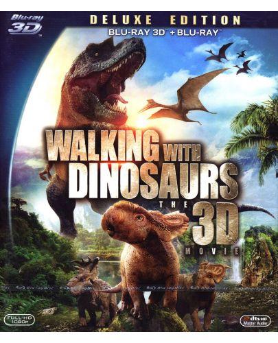 В света на динозаврите 3D+2D (Blu-Ray) - 1