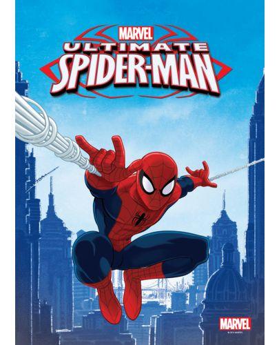 Залепи и играй 3: The Ultimate Spider-Man + 30 стикера - 2