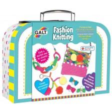 Творчески комплект Galt - Аксесоари за плетене, в куфарче -1