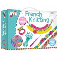 Творчески комплект Galt - Френско плетиво -1