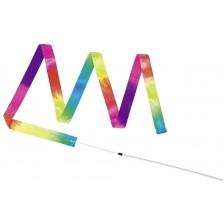 Гимнастическа лента Goki - Ярки цветове -1
