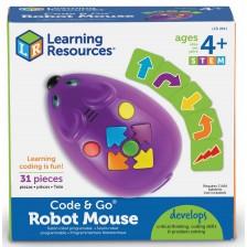 Детска играчка за програмиране Learning Resources – Мишката Джак -1