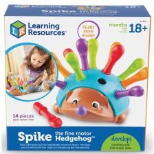 Детска играчка Learning Resources - Таралежа Спайк -1