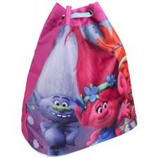 Ранцица-сак за детска градина Cerda – Trolls -1