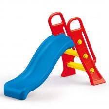 Детска пързалка Dolu Toy Factory Junior Slide - Цветна -1