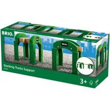 Комплект ЖП аксесоари Brio - Релси и мостове -1