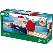 Играчка Brio - Ферибот -1