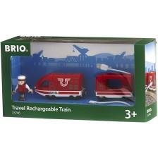 Играчка Brio - Влакче с презареждане -1