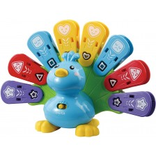 Интерактивна играчка Vtech - Паун -1
