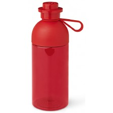 Бутилка за вода Lego Wear - Червена, 500 ml -1