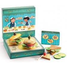 Детски комплект Djeco - Сандвичи -1