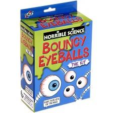 Ужасяваща наука Galt - Подскачащи очи -1