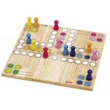 Класическа игра Goki - Не се сърди човече, вид 2 -1