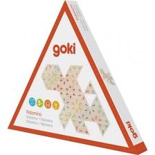 Домино Goki - Триъгълно -1