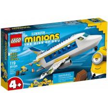 Конструктор Lego Minions - Миньон тренира за пилот (75547) -1