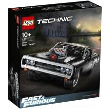 Конструктор Lego Technic Fast and Furious - Dodge Charger (42111) -1