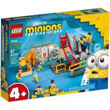 Конструктор Lego Minions - Миньоните в лабораторията на Гру (75546) -1
