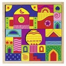 Дървена мозайка Goki - 1001 нощи -1