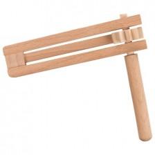 Детски музикален инструмент Goki - Кречетало -1