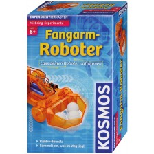 Комплект за експерименти Kosmos - Робот-ръка, асортимент -1