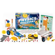 Комплект за експерименти Kosmos - Физични открития -1