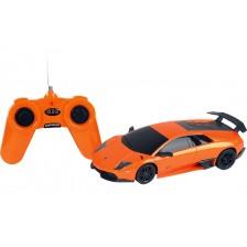 Радиоуправляема количка Rastar - Lamborghini Murcielago, 1:24, асортимент -1