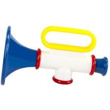 Детски музикален инструмент Ambi Toys - Тромпет -1
